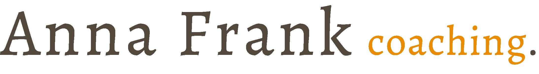 Anna Frank Coaching
