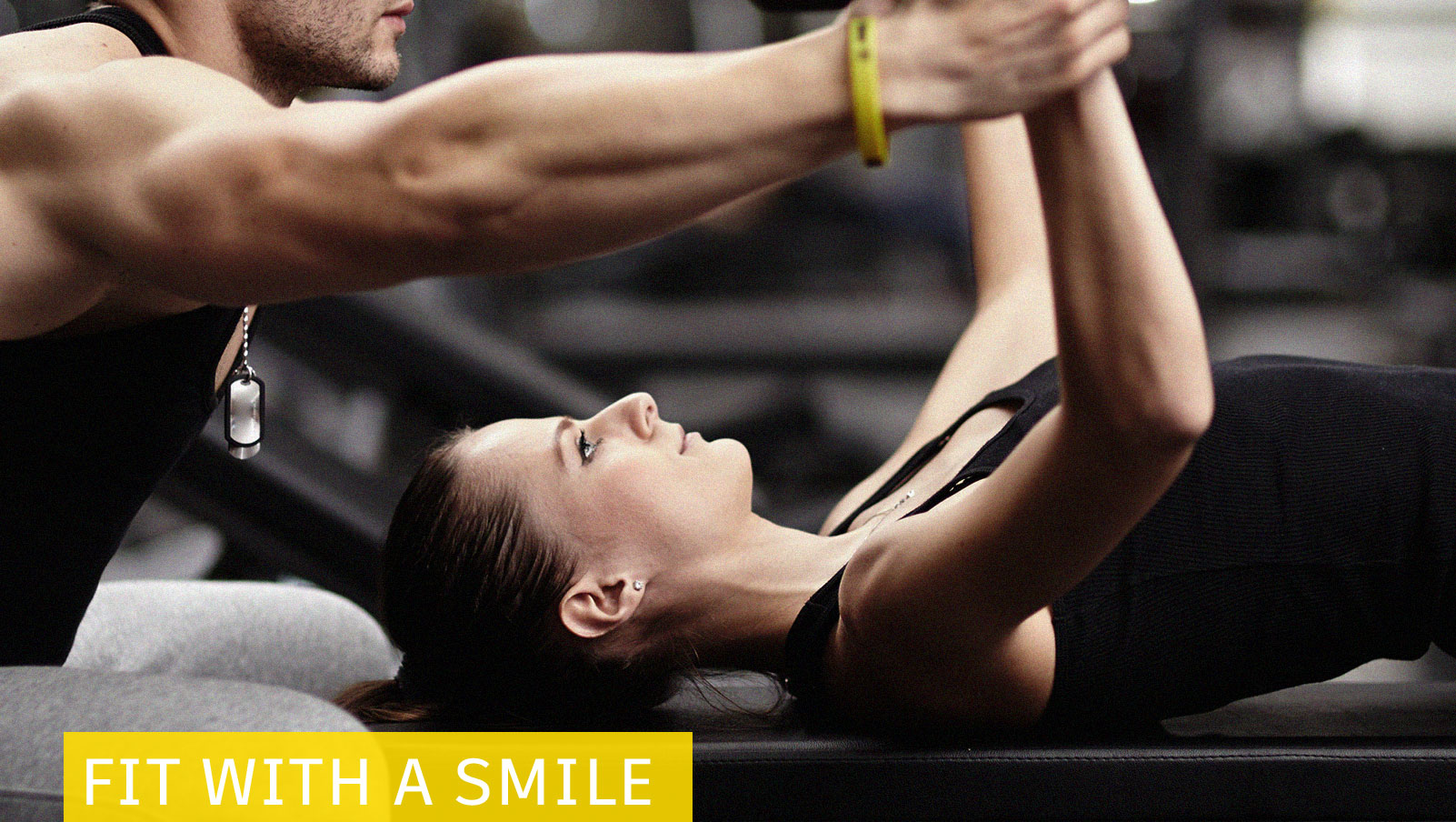 Fit with a smile