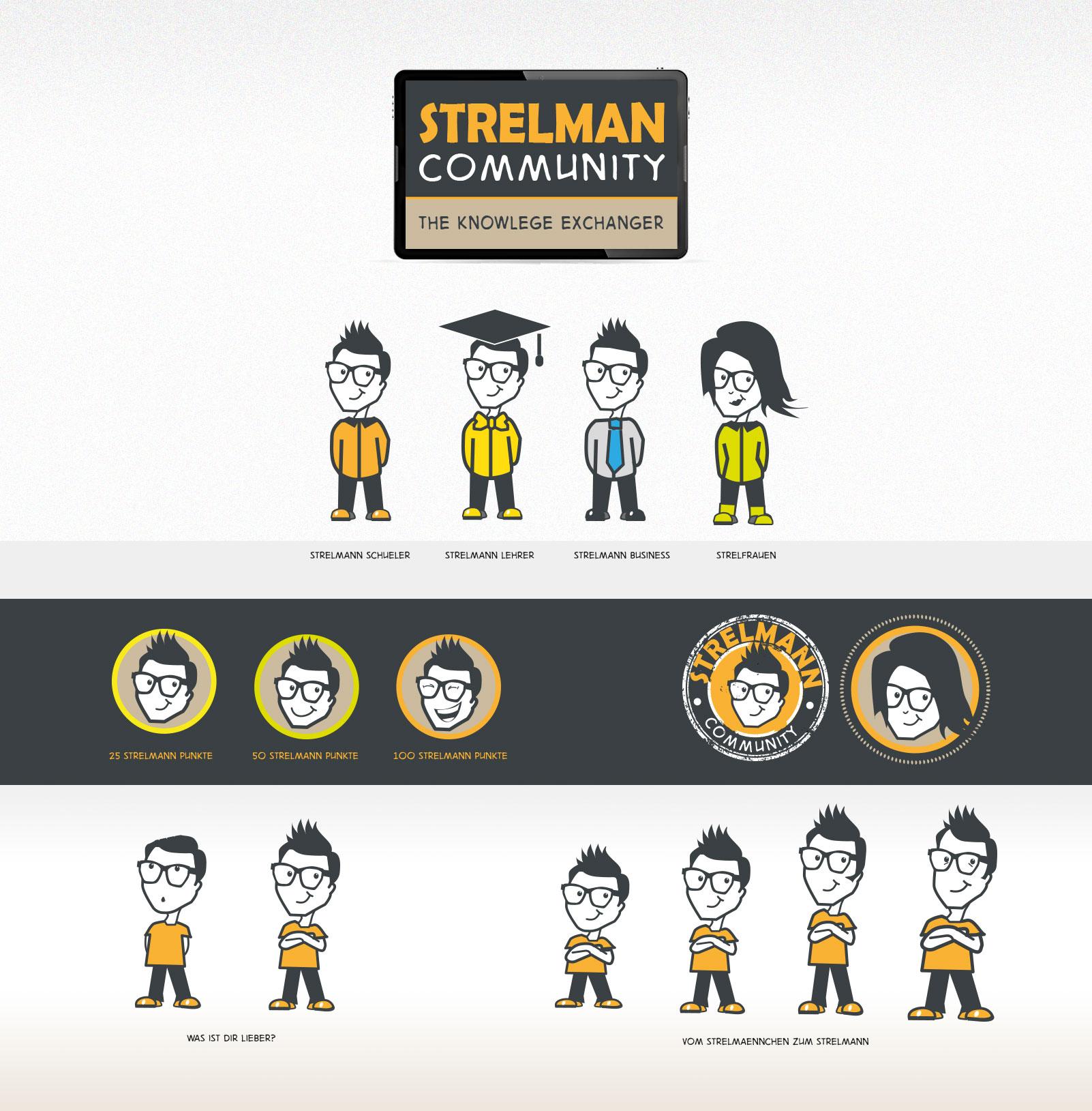 STRELMAN COMMUNITY